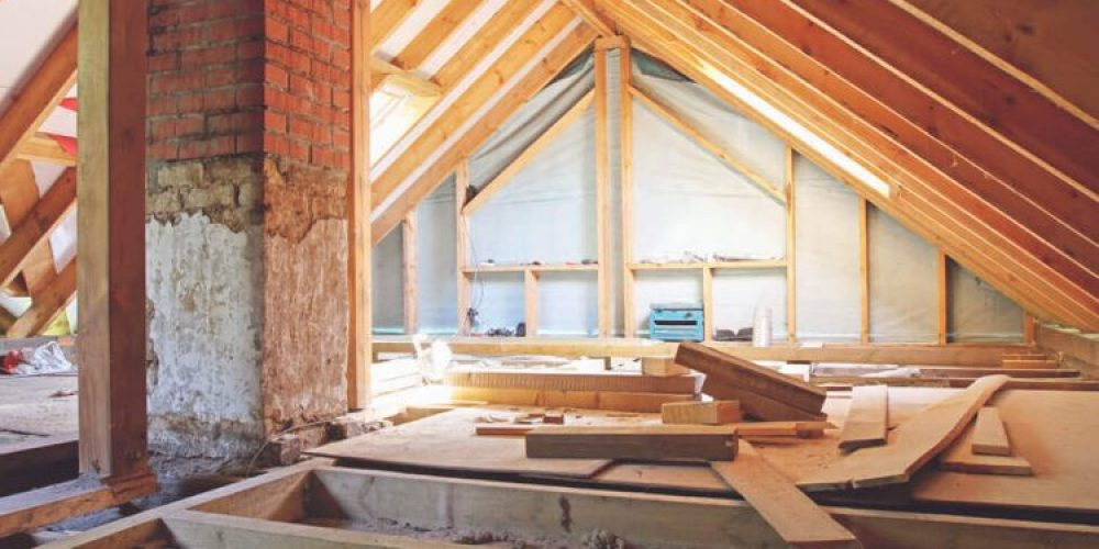 Comment décontaminer ses greniers ou entre-toits?