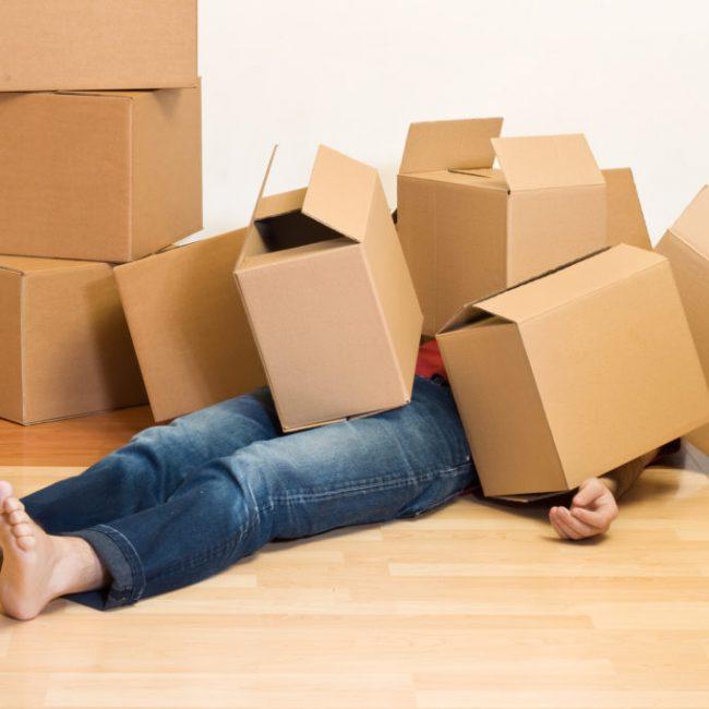Les pour et contre de faire son déménagement soi-même ou entre amis