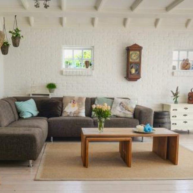 5 façons rapides de rendre votre salon plus moderne