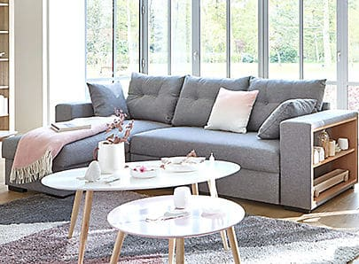 5 façons rapides de rendre votre salon plus moderne - L ...